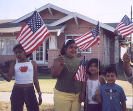 familywithflags